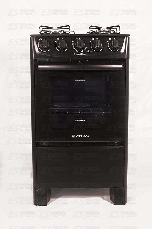 Atlas Oven 20 Inches Black /7262
