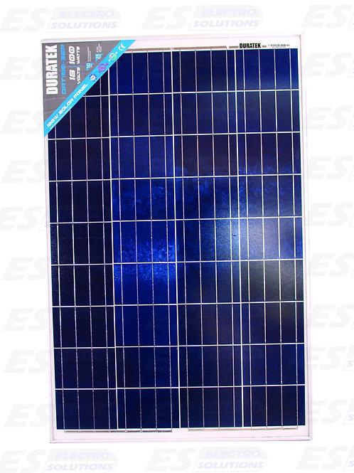 Duratek Solar Panel 100w Poly/6180
