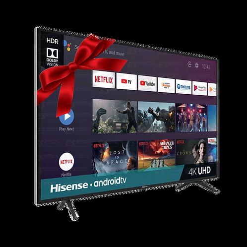 Hisense Smart Tv Android 43″/7522