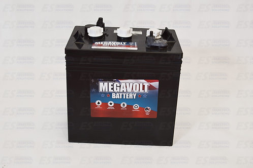 Megavolt Battery 6V-225A/7507