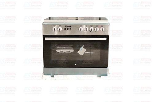 """Ocean Oven 36"""" Stainless /7707"""