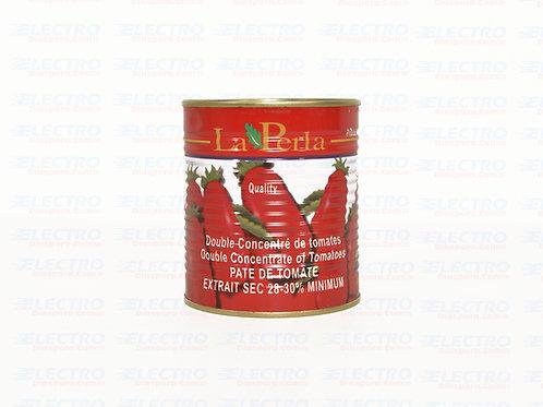 La Perla Pate Tomate 800g/2
