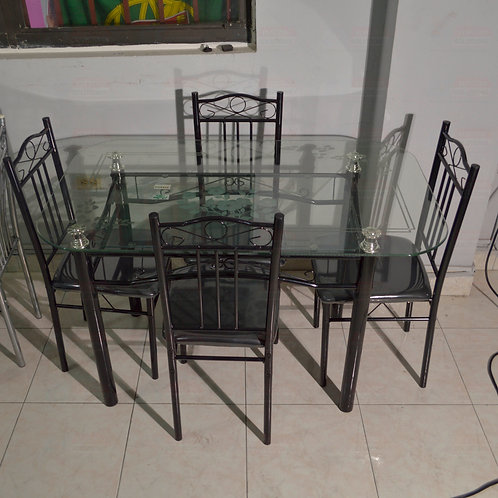 5 PCS Dining Set Table /7761