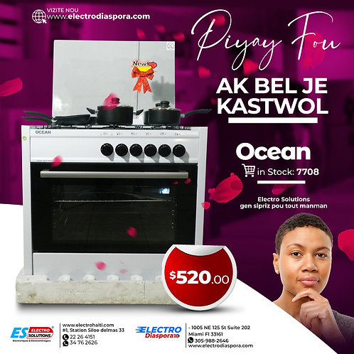 Ocean Oven 30 Inches Kit/7708