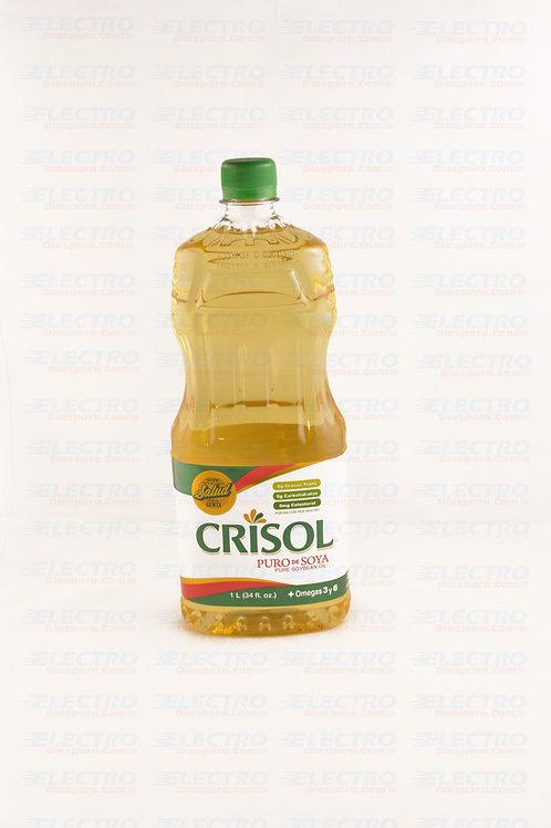 Crisol Soy Bean Oil 34oz/51