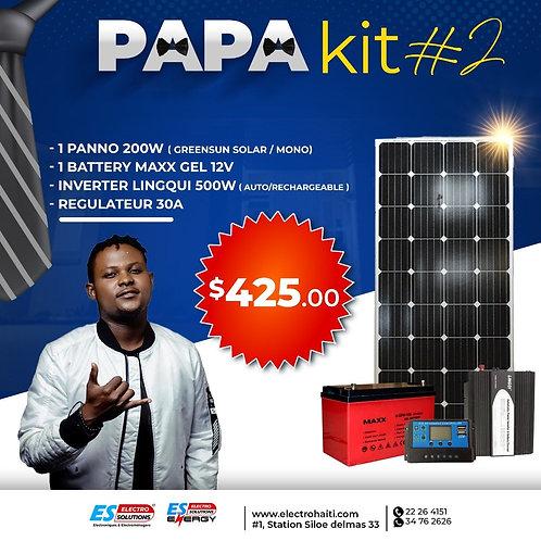 Kit Papa #2