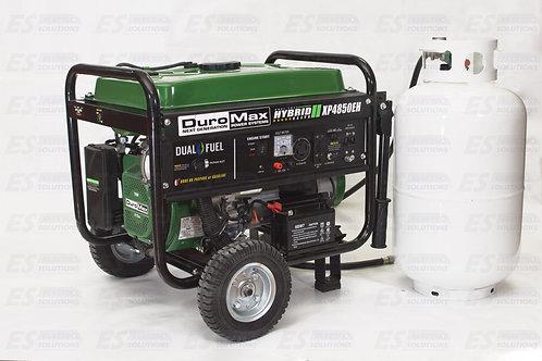 Duromax Generator Gasoline/Propane 4850w/7365