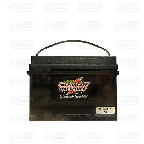 Interstate Battery  60 Amp/12 V /7822