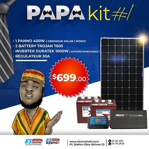 Kit Papa #1