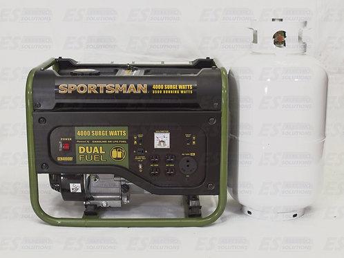 Sportsman Generator 3500W Gasoline/Propane/7369