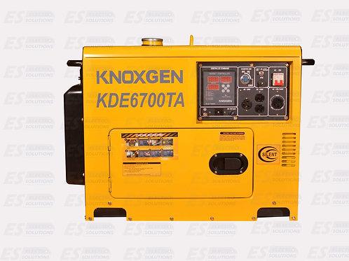 Knoxgen Generator 4.5Kw/7250