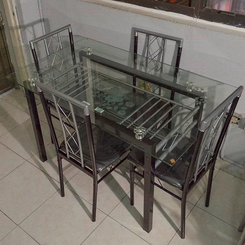 5 PCS Dining Set Table /7763