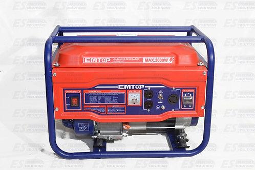 EMTOP Generator 3000W Gasoline/7546