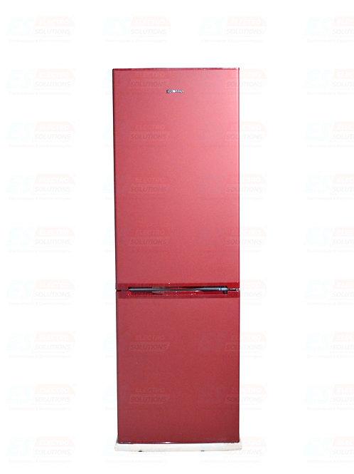 Berklays Refrigerator Red 300L 2 Door /7790