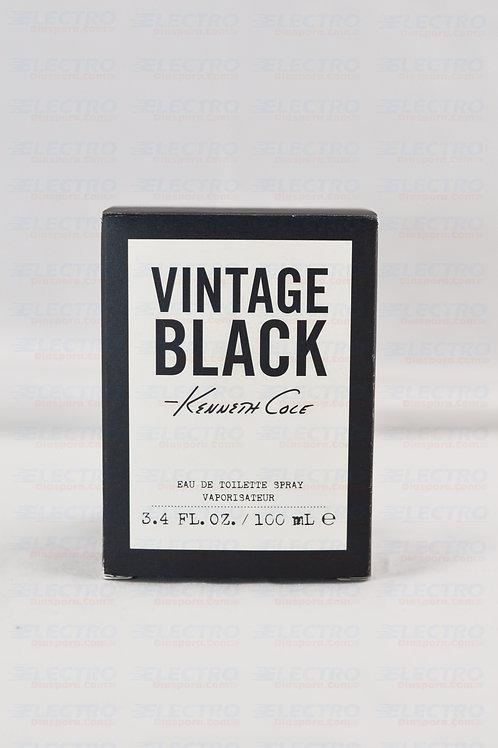 Vintage Black Kenneth Cole 3.4oz /7034