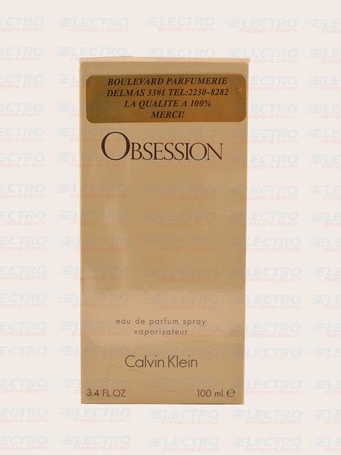 Obession Calvin Klein 3.4oz /3491