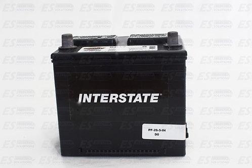 HOT Battery Inverter Interstate Battery 60Amp/26R-5/7288