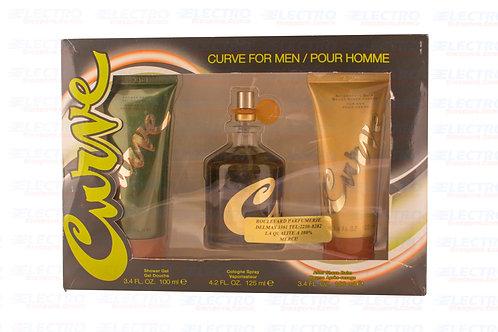 Curve For Men 3 PCS 4.2oz ( M )/6371