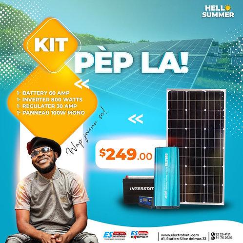 Kit Pep La