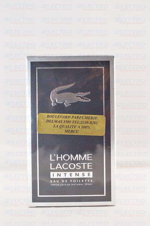 L'Homme Lacoste Intense 5.0oz ( M )/7133
