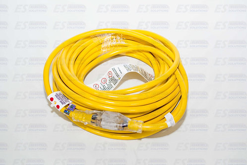 Lighted Outlet 50Ft Ext Cord/7527