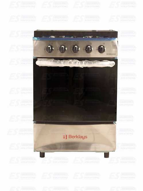 Berklays Oven Stainless 24 Inches/5399