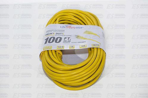 Heavy Duty 100 Ft Ext Cord/7523