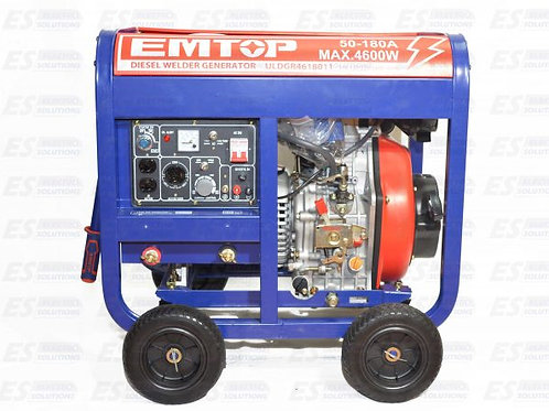 EMTOP 4600W Diesel Generator/7552