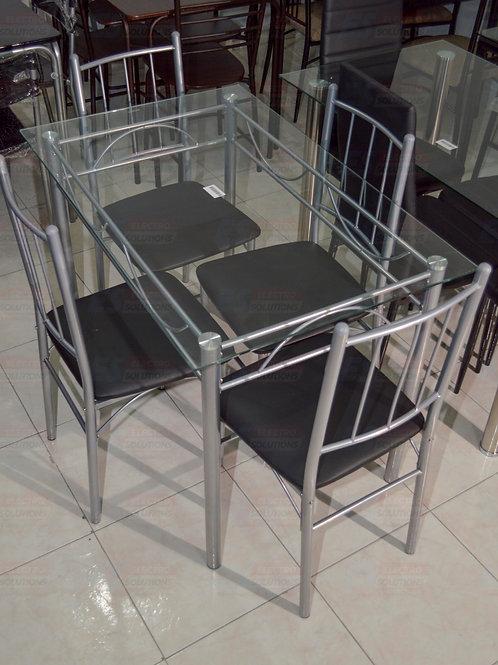5 PCS  Muniani Dining Set Table /7093
