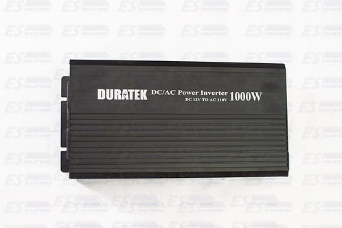 Duratek Inverter 1000W Auto Rechargeable/7217