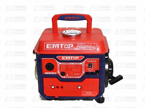 EMTOP Generator 800W Gasoline/7545