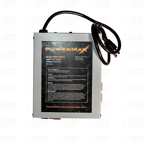 PowerMax Charger 60 AMP /110V /7776
