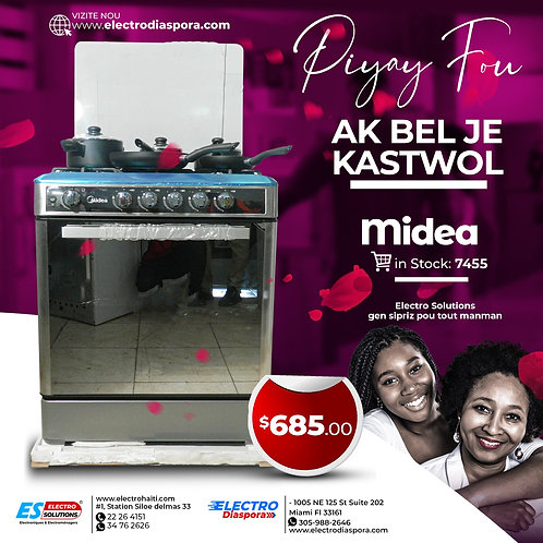 Oven Midea 30 Inches Kit/7455