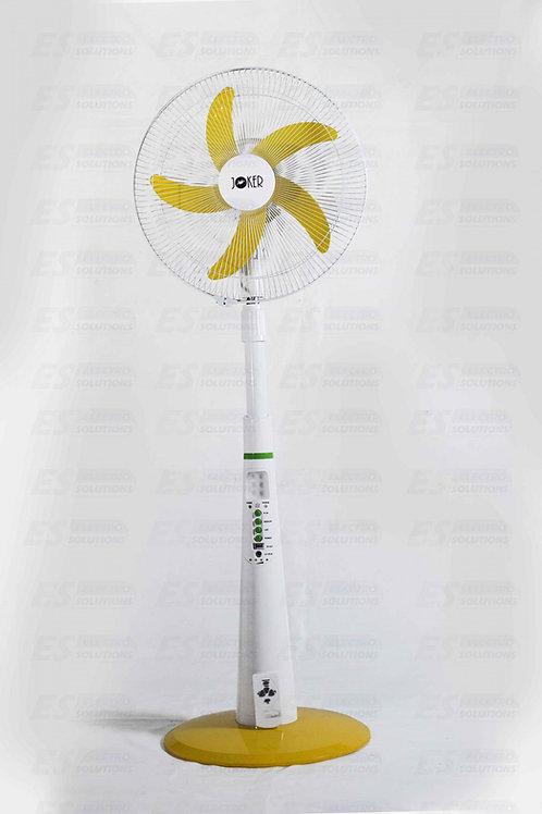 Joker Fan Rechargeable  16″ AC /5800