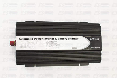 Lingqi 2000w Inverter Auto Rechargeable/6599