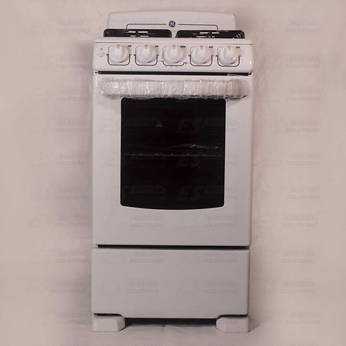"""General Electric Oven 20 Inches White  """"JEG2030BAPBO""""/6401"""