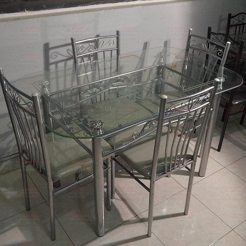 5 PCS Dining Set Table /7764