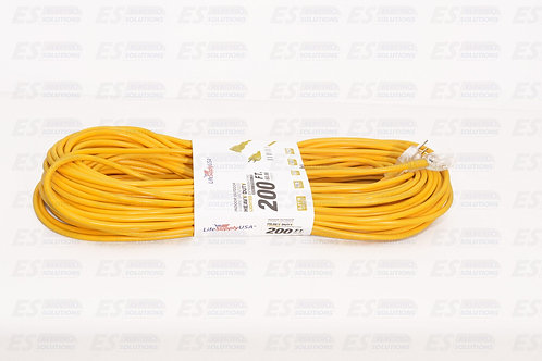 LifeSupply 200Ft Ext Cord/7543