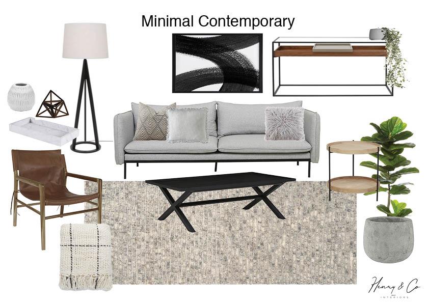 Minimal Contemporary