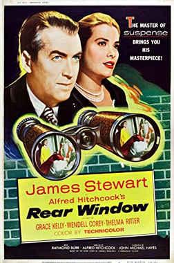 La ventana indiscreta Cine Clasico Siglo xx