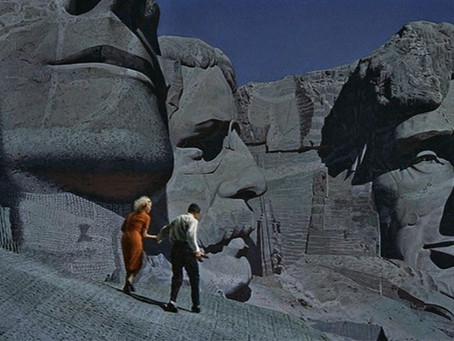 Con la muerte en los talones (1959). La película