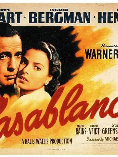Casablanca Cine Clasico Siglo XX