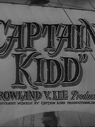El Capitan Kidd Cine Clasico Siglo XX (2
