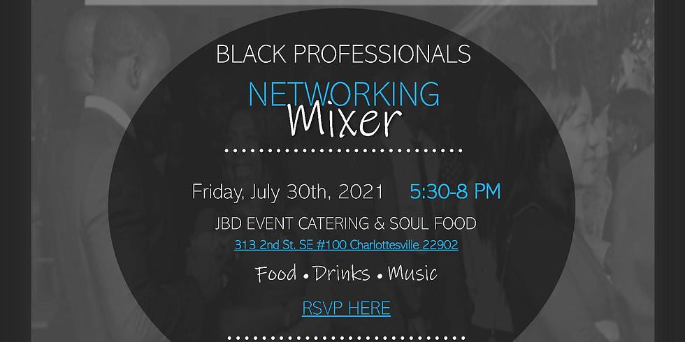 BFS-ERG and Black Professional Network Mixer