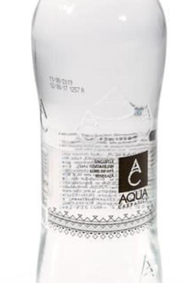 Apa Minerala Aqua Carpatica