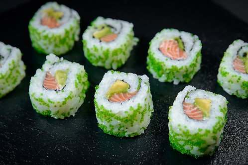 Spicy Salmon California Roll