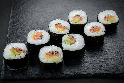 Spicy Truffle Salmon Roll