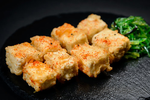 Fried Temtura Tofu