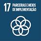 Parcerias e Meios de Implemetação - ODS 17