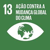 Ação Contra a Mudança Global do Clima - ODS 13